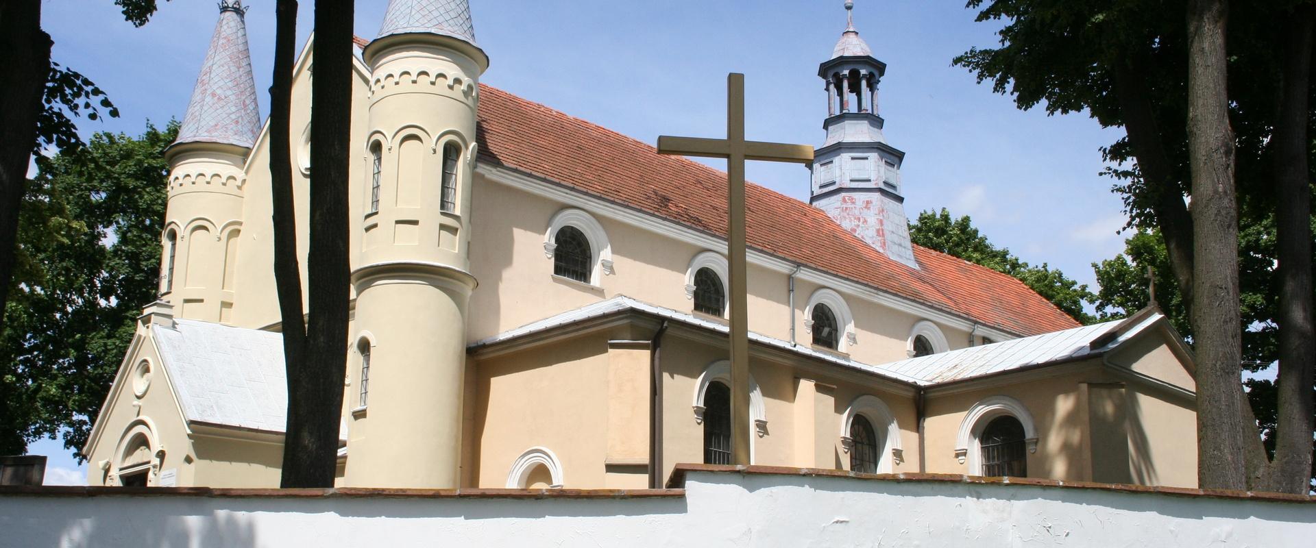 Kościół pw. św. Michała Archanioła w Daleszycach
