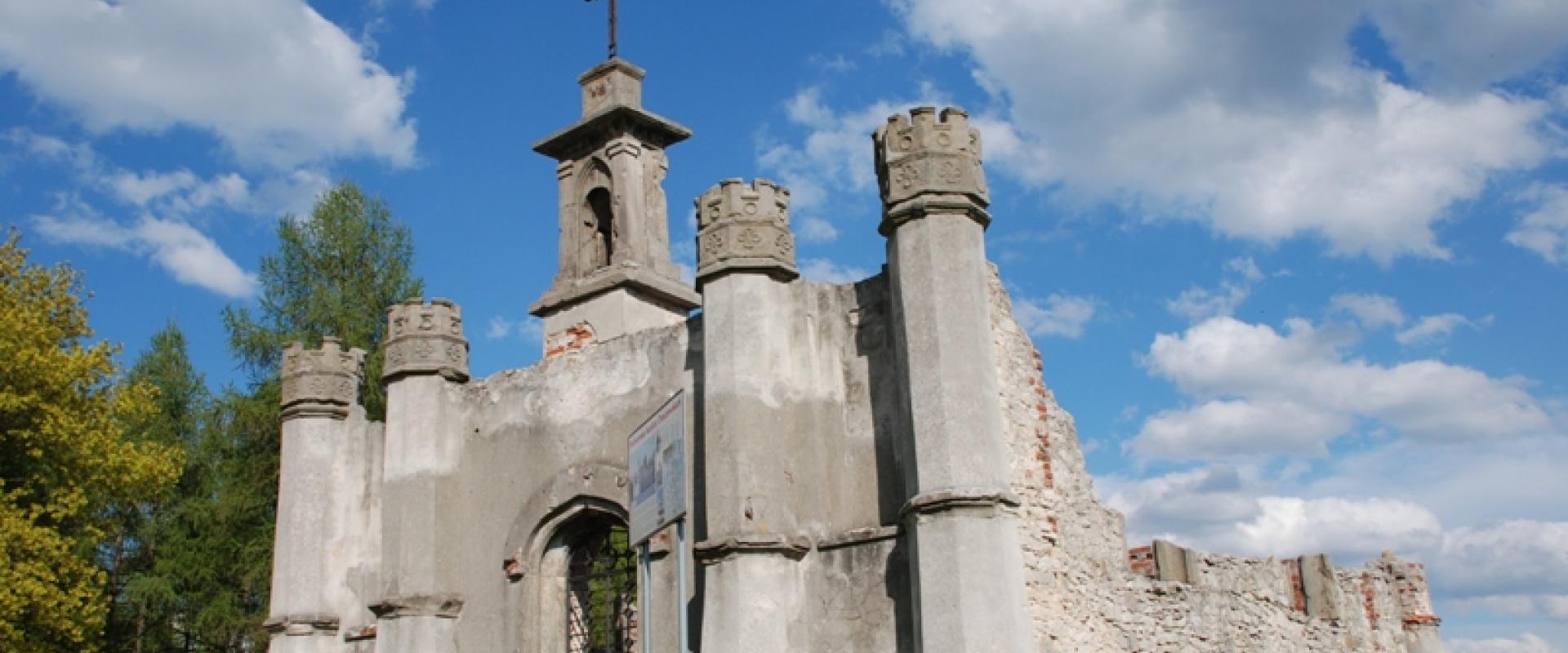 Kaplica Oraczewskich w Morawicy