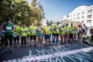 Binkowski Run w Kielcach