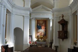Kościół pw. Trójcy Przenajświętszej na Św. Krzyżu
