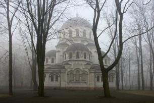 Kościół Garnizonowy w Kielcach Dawna cerkiew
