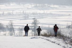 Wycieczka piesza po Górach Świętokrzyskich