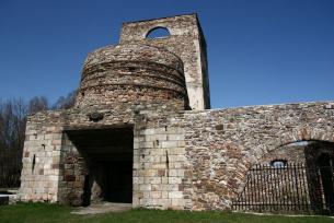 Ruiny Juty Józef w Samsonowie