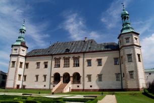 Dawny Pałac Biskupów Krakowskich