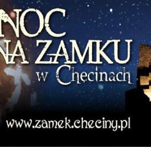 Noc na zamku w Chęcinach