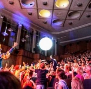 Balonowe Show w WDK