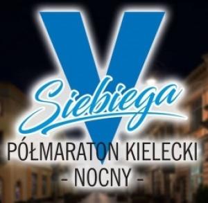 5. Nocny sieBiega Półmaraton Kielecki