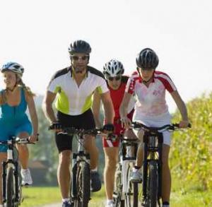 Siedlisko Carownica - wypożyczalnia rowerów (tylko dla gości obiektu)