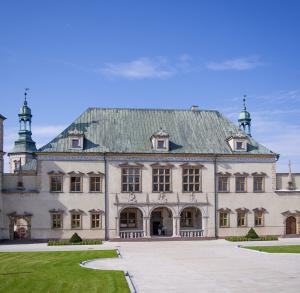 Pamiątki regionalne w Muzeum Narodowe – Pałac Biskupów Krakowskich