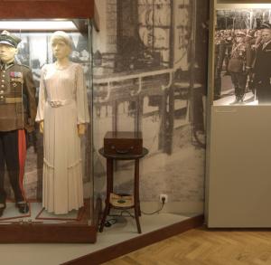 Pamiątki regionalne w Muzeum Historii Kielc