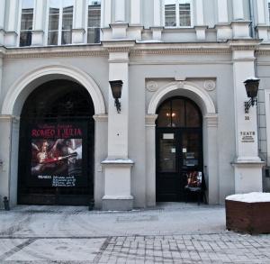 Luty w Teatrze Żeromskiego
