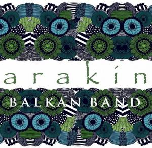Sarakina - koncert. Wieczór Bałkański w Czerwonym Fortepianie