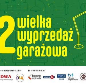 II Wielka Wyprzedaż Garażowa w Kielcach