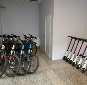 EkoBike wypożyczalnia elektrycznych rowerów i hulajnóg