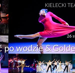 """""""Zobacz jazz"""" i """"Brodzić po wodzie"""" - spektakle Kieleckiego Teatru Tańca"""