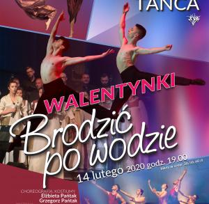 """""""Brodzić po wodzie"""" w Kieleckim Teatrze Tańca"""