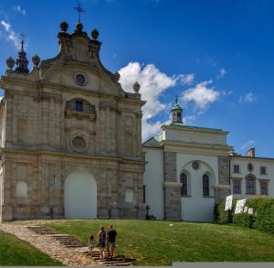 Święty Krzyż - Klasztor i Muzeum Misyjne MOMN