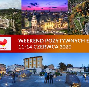 Weekend pozytywnych emocji w Kielcach