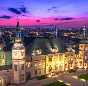 Dawny Pałac Biskupów Krakowskich - Muzeum Narodowe w Kielcach
