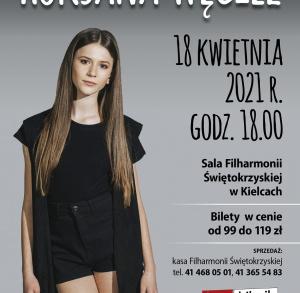 Koncert Roksany Węgiel