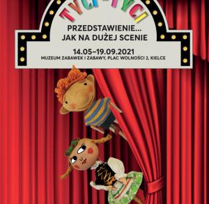 Wystawa w Muzeum Zabawek i Zabawy