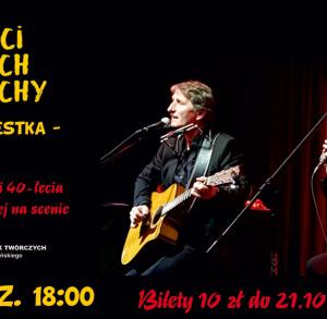 """Koncert zespołu Trzeci Oddech Kaczuchy – """"Czterdziestka"""""""