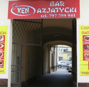 Bar azjatycki XEN