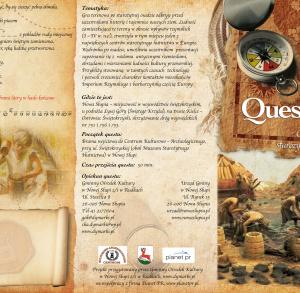Questing w Centrum Kulturowo-Archeologicznym w Nowej Słupi