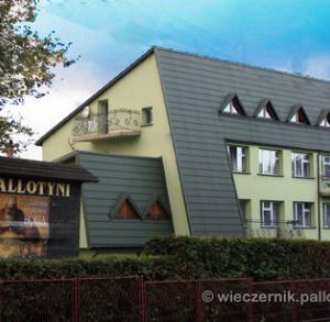 WIECZERNIK Dom Rekolekcyjny Księży Pallotynów