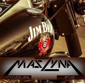 MASZYNA UPCYCLED PUB