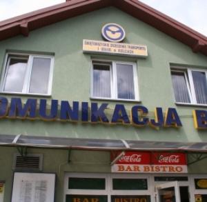 Dworzec BUS w Kielcach