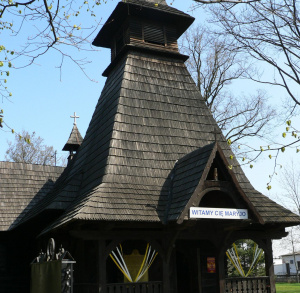 Kościół parafialny p.w. Przemienienia Pańskiego na Białogonie