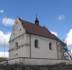 Kościół p.w. św. Trójcy w Rakowie
