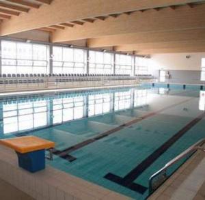 Kryta pływalnia FOKA w Kielcach