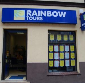 Biuro Podróży - RAINBOW TOURS