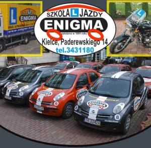 """""""ENIGMA"""" Rent a Car"""