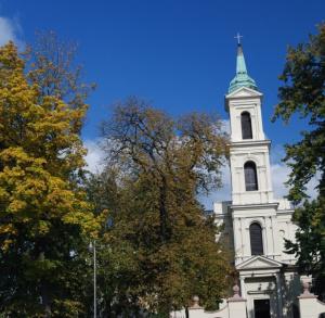 Kościół św. Wojciecha w Kielcach