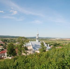 Kościół św. Bartłomieja w Chęcinach