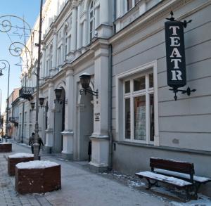 Teatr im. Stefana Żeromskiego (obiekt w remoncie)