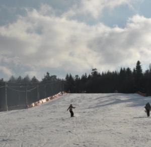 """Stacja narciarska """"Baba Jaga """" w Bodzentynie"""