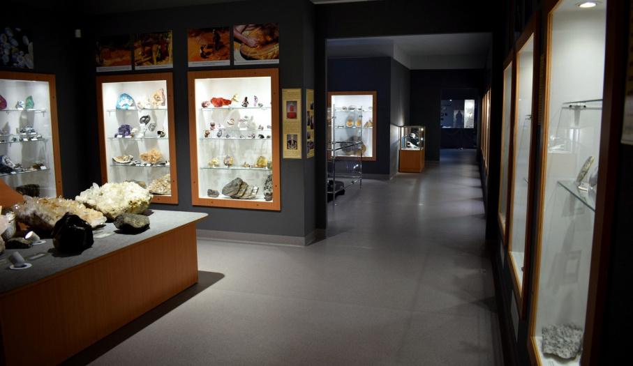 Fot. Archiwum Galerii Minerałów i Skamieniałości