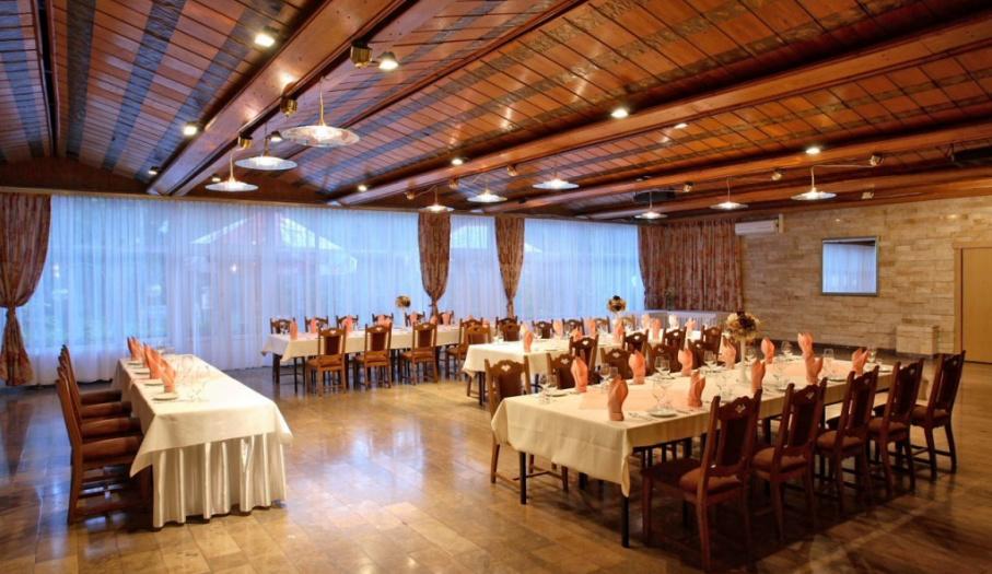 Hotel Gromada - Restauracja
