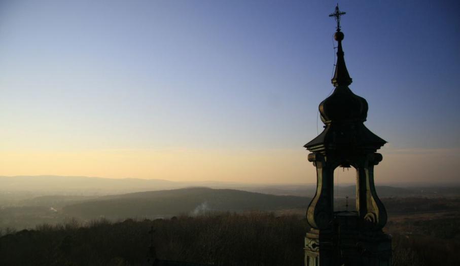 Karczówka - widok z wieży