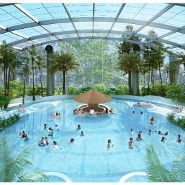 Baseny Tropiklane Bińkowski Resort