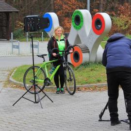 Kielce i Green Velo w Telewizji TRWAM