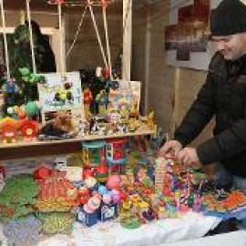 Jarmark Bożonarodzeniowy w Kielcach