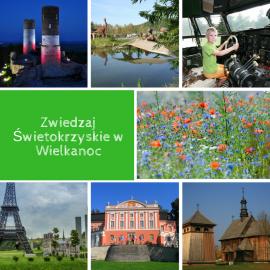 Zwiedzamy Kielce i okolice w Wielkanoc