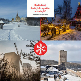 Świąteczne zwiedzanie Kielc i okolic
