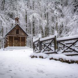 Jak piękna jest zima w powiecie! - konkurs rozstrzygnięty