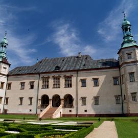 Uroczyste otwarcie Galerii Malarstwa Polskiego i Europejskiej Sztuki Zdobniczej w Muzeum Narodowym w Kielcach